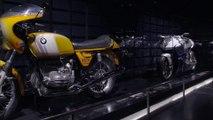 A Night at the BMW Museum - BMW Vision Efficient Dynamics, BMW 3.0 CSi, BMW Concept 6