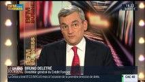 Bruno Deletré, directeur général du Crédit Foncier - 04/02