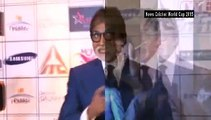 Amitabh Bachchan turns commentator for ICC World Cup India- Pak match, Pak India Match commentator, SHOAIB And Ameetab Bachan