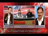 Real Fight & Harsh Words Exchanged Between Umar Riaz Abbasi (PAT Spokeman) And Mian Abdul Mannan PML N