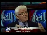 Bill OReilly gets his ass kicked by Phil Donahue (Low)