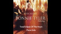 Bonnie Tyler - Total Eclipse Of The Heart - Piano Cover (Adaptation Pascal Mencarelli)