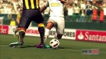 Trailer - PES 2012 (GamesCom 2011)