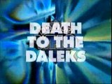 Death to the Daleks part 2 - open and close