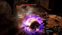 Extrait / Gameplay - Warhammer 40000 Space Marine (Guerre de tranchées)