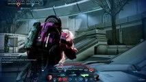 Extrait / Gameplay - Mass Effect 3 (Extrait de Gameplay - Un Sauvetage Musclé)