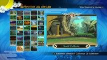 Extrait / Gameplay - Naruto: SUNS Generations (Liste des Arènes et Combat Ino VS Ino)