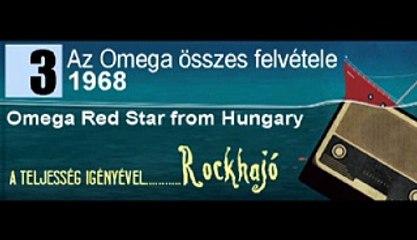 A Rockhajó (2012) című rádióműsor 3. kisérleti adása - Omega 1968