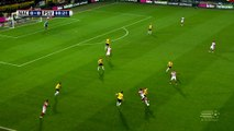 Holanda - Jetro Willems, la tarjeta roja más rápida de la historia de la Eredivisie