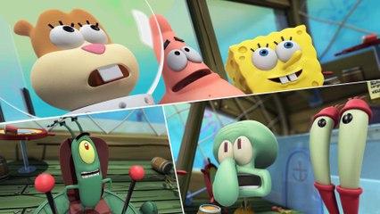 Trailer de Lancement de SpongeBob HeroPants
