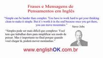 Saiba Frases E Mensagens De Pensamentos Em Inglês