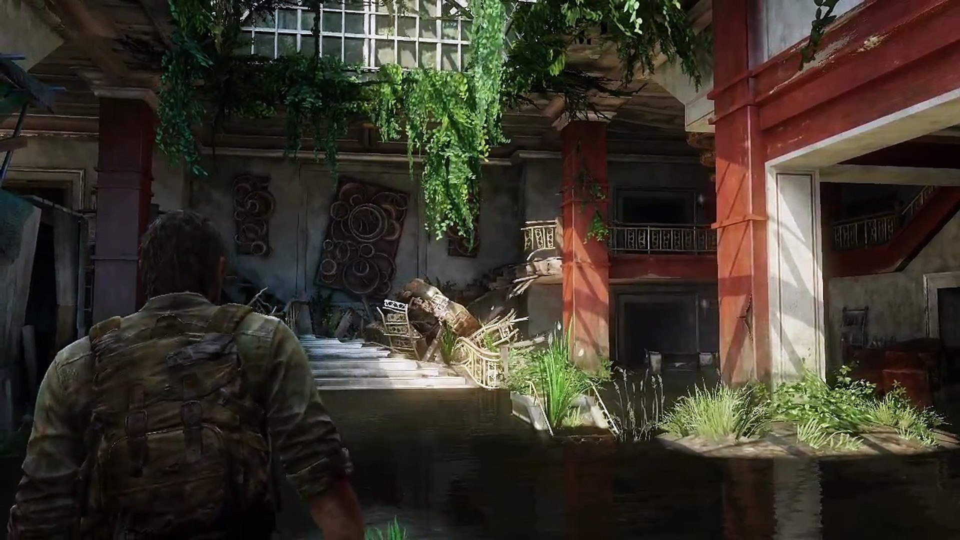 Extrait / Gameplay - The Last of Us (Extrait de Gameplay XXL - PAX 2012)