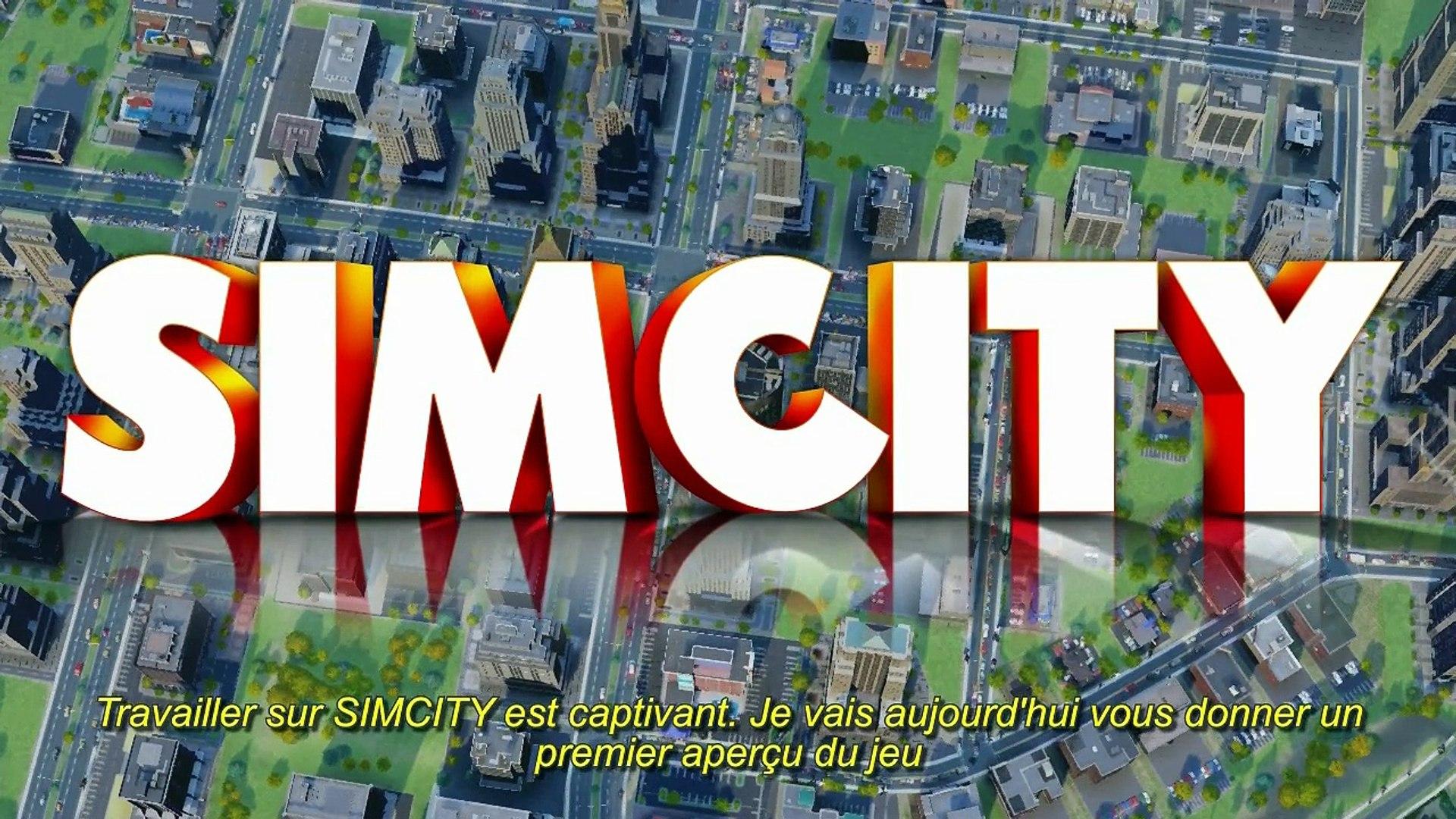Extrait / Gameplay - SimCity 5 (Le Créateur et le Gameplay)