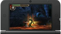 Extrait / Gameplay - Castlevania: Lords of Shadow - Mirror of Fate (9 Minutes de Jeu sur 3DS)