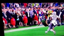 Seattle Seahawks vs New England Patriots Super Bowl 2015 Seahawks Amazing Catch!