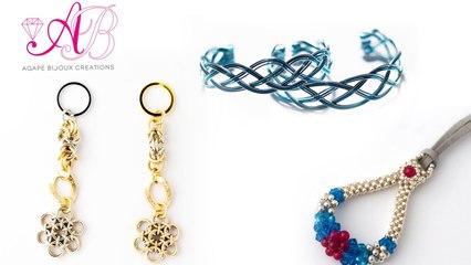 Nuove creazioni artigianali ★ Wire, perline, chainmail