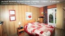 Vente - maison - ELANCOURT (78990)  - 125m²