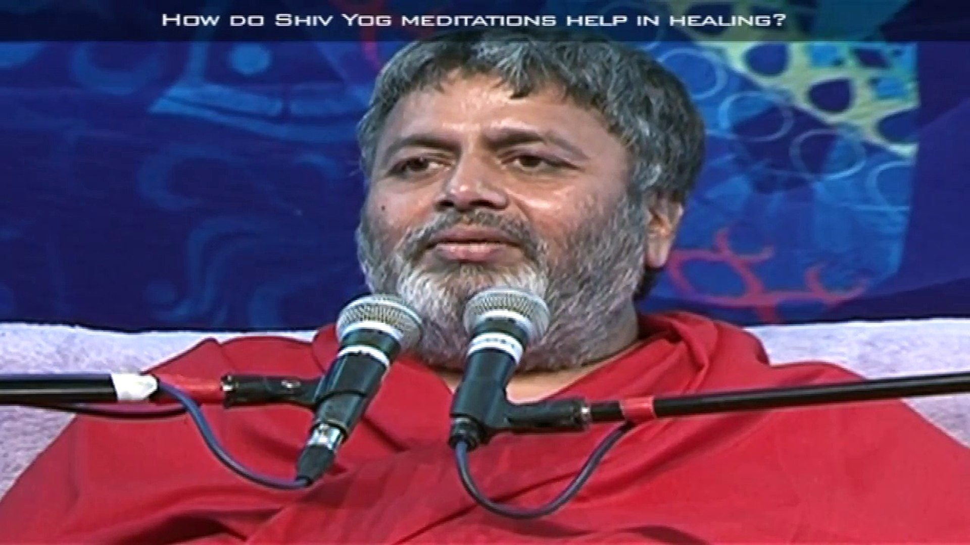 How does ShivYog meditations help in healing
