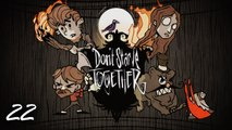 Don't Starve Together! (Pt. 22) JSmith & Baer & Mathas & Doxy