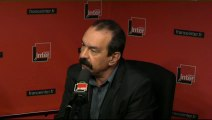 """Philippe Martinez (CGT) : """"La politique en France, c'est de l'austérité"""""""