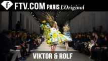 Viktor Rolf Show Spring/Summer 2015 | Paris Couture Fashion Week | FashionTV