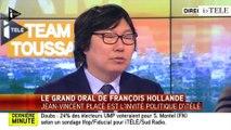 """TextO' : Le Pen : """"Quand on fait la guerre, celui qui ne tue pas a perdu"""""""