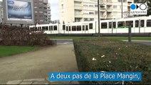 Nantes (44) - Appartement à vendre proche commerces et tram. Quartier Mangin-Pirmil. En bords de Loire.