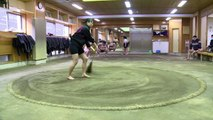 Sumo: dans l'arène, des Japonaises prennent d'assaut un sport traditionnellement masculin