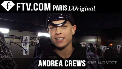 Andrea Crews Men Backstage | Paris Men's Fashion Week Fall/Winter 2015-16 | FashionTV