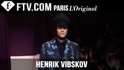 Henrik Vibskov Men Designer's Inspiration | Paris Men's Fashion Week Fall 2015-16 | FashionTV