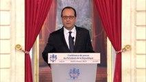 Guerre en Ukraine : François Hollande et Angela Merkel à Kiev cet après-midi