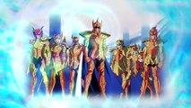 Extrait / Gameplay - Saint Seiya: Brave Soldiers (Gameplay Arc Poséïdon)