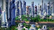 Trailer - SimCity 5 (DLC Ville Futuriste)