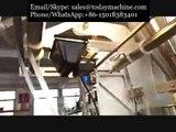 l'eau machine d'emballage sous film soluble, de l'eau sous une forme soluble PVA remplissage du film machine de joint