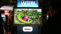 Extrait / Gameplay - Mario Kart 8 (Duel Speedy VS Chris - PGW 2013)