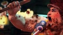 Extrait / Gameplay - Dead Rising 3 (Combat Contre Dame Gros Bidon)