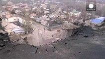 Ουκρανία: Συνεχίζονται οι μάχες - Αυξάνονται οι νεκροί