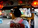 Thailande - Bangkok - Balade en Tuk Tuk