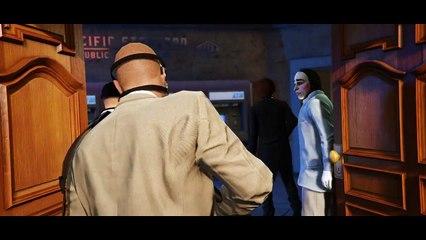 Trailer - GTA 5 Online (Les Braquages de Sortie !)