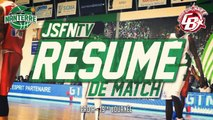 Résumé - JSF Nanterre vs Cholet Basket (03/02/15) (Pro A - J19)
