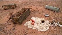 """""""Envoyé spécial"""" : la Libye, un arsenal d'explosifs à ciel ouvert"""