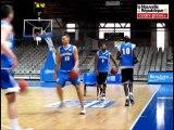 Basket : Pape Badiane et la Chorale de Roanne