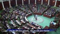 Tunisie: le gouvernement obtient la confiance du Parlement