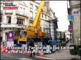 Poitiers : une canalisation d'un nouveau genre pour les eaux pluviales