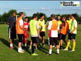 Le Thouars Foot de retour en CFA2