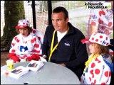 Tour de France : départ de la huitième étape d'Aigurande