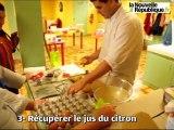 Une recette des ateliers culinaires du Clou-Bouchet