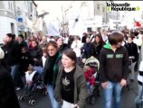 Hôpital : 5.000 personnes manifestent dans les rues du Blanc