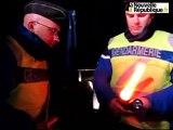 Contrôles de la Saint-Sylvestre : les gendarmes sur le pont