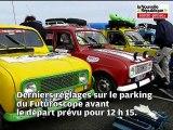 4L Trophy 2012 : 750 voitures partent du Futuroscope